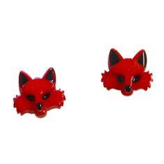 E3805-1070 Foxy Stud Earrings