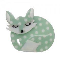 BH5536-4380 Sacha Sleeping Fox
