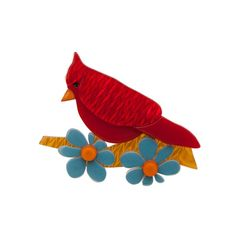 BH5530-1030 Ruby the Red Cardinal