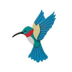 BH5282-0170 Hyacinth the Hummingbird