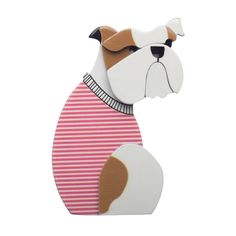 BH5386-8010 Butch the Bulldog