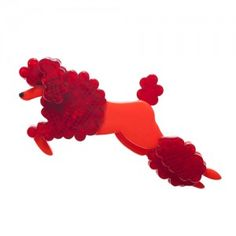 BH5279-1000 Lady the Leaping Poodle