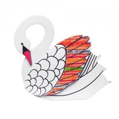 BH5284-0180 Sabine the Swan