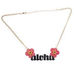 N4408-2070 Aloha Necklace