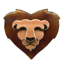 BH3376-9093 Lionheart