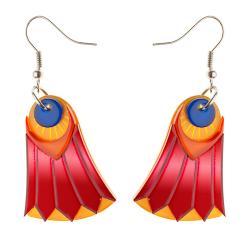 E4992-1030 Lotus Lullaby Earrings