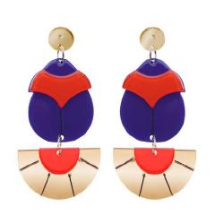 E4994-3010 Secret Scarab Earrings